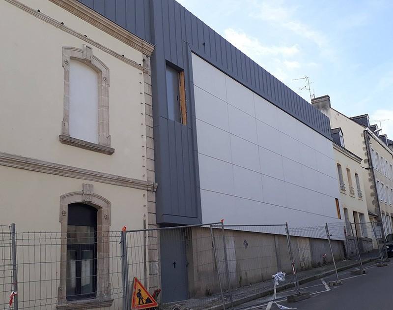 DESLAURIERS Charpentier Couvreur Cinéma Le Vox Mayenne 2 46